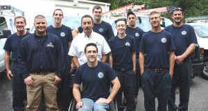The Williamsburg Heating & Air Conditioning Team - serving Williamsburg VA