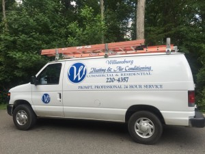 Look for the Williamsburg Heating & Air Conditioning in your area