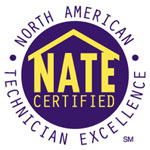 Williamsburg Heating & Air Conditioning Nate Certification