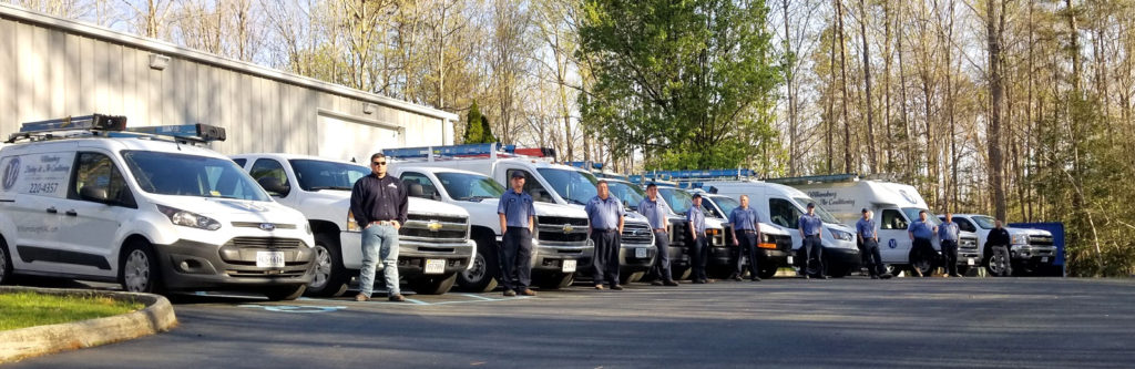 The Williamsburg Heating and Air Conditioning Team